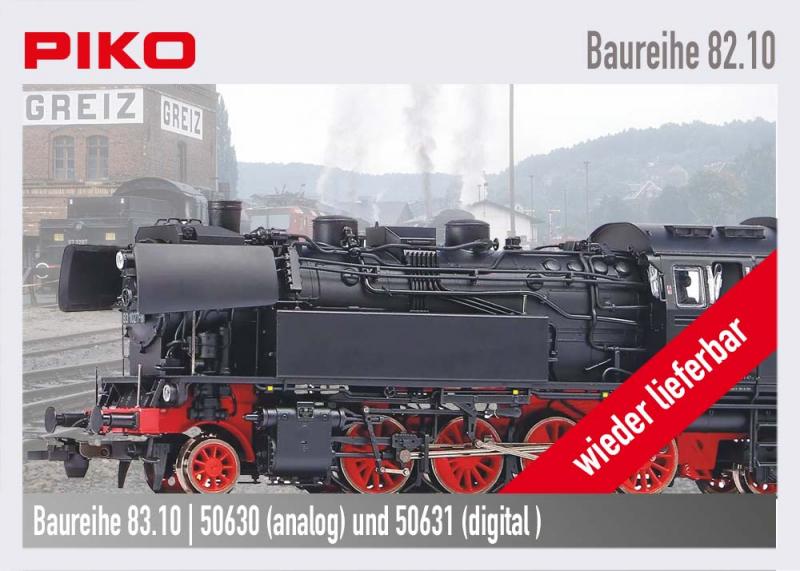 PIKO Baureihe 83 50630 / 50631