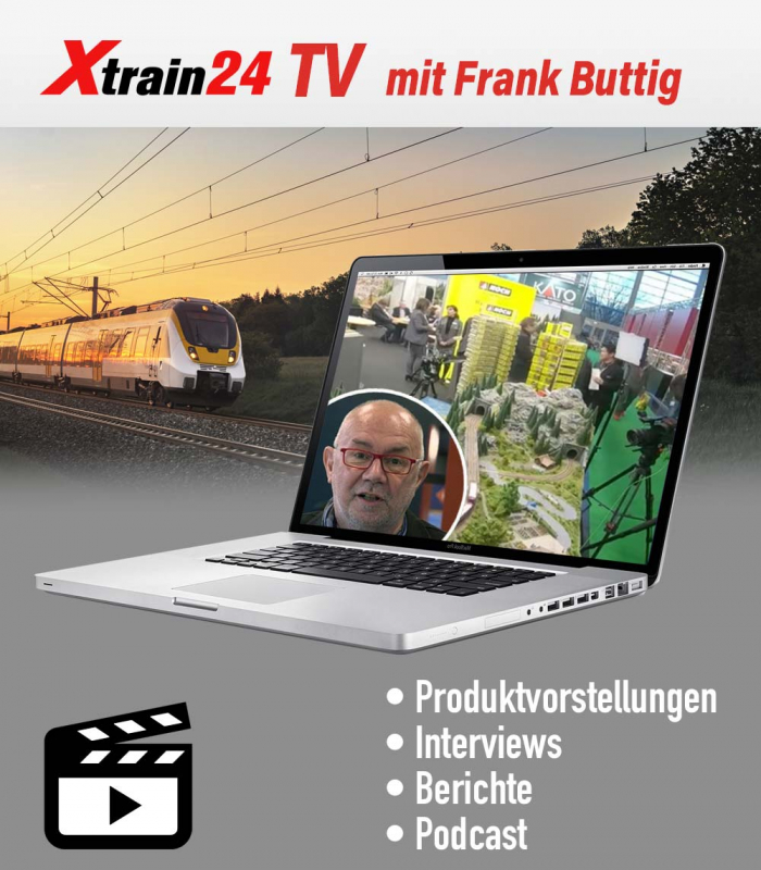Xtrain24 auf Youtube