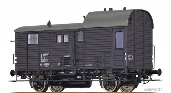 BRAWA 49409 - Güterzuggepäckwagen Bauart M der SNCF