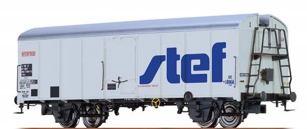 """BRAWA 48341 - Kühlwagen UIC Standard 1, Bauart Ibes """"STEF"""" der SNCF"""