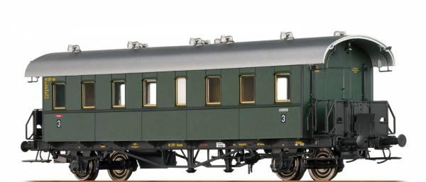 BRAWA - Personenwagen Bauart Bi 21 der DB