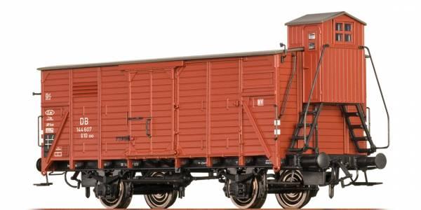 BRAWA 67453 - Gedeckter Güterwagen Bauart G10 der DB