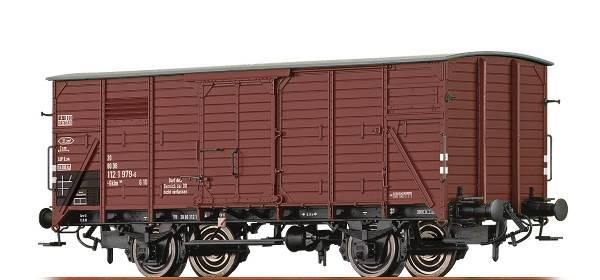 BRAWA 49719 - Gedeckter Güterwagen Bauart Gklm 191 der DB