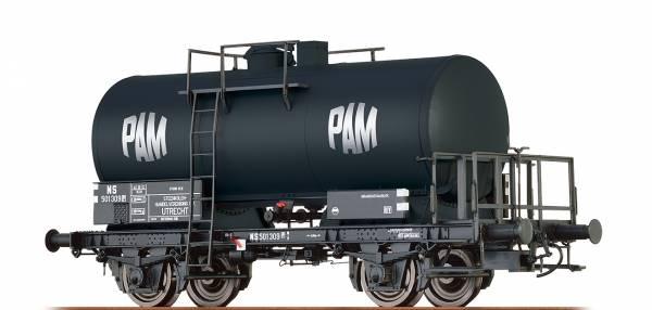 """BRAWA 49246 - Kesselwagen Bauart Z [P] """" PAM"""" der NS"""