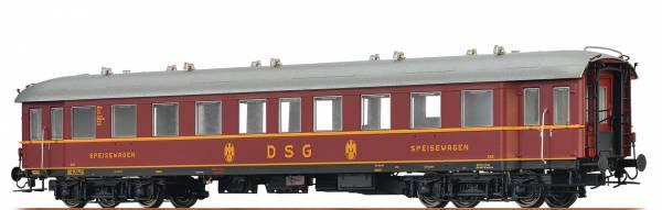 BRAWA 46191 - Speisewagen Bauart WR4yke-36-49 der DSG