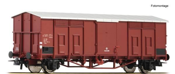 Roco 76597 - Spitzdachwagens, Bauart EE der FS