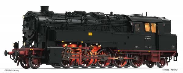 ᐅ Roco 71096 - Dampflokomotive Baureihe 95 der DR, Epoche IV