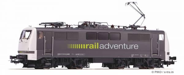 E-Lok Baureihe 111 der Railadventure, Epoche VI. PIKO 51848