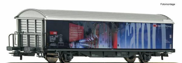 Roco 76490 - Schiebeplanenwagen Bauart Hbils der SBB