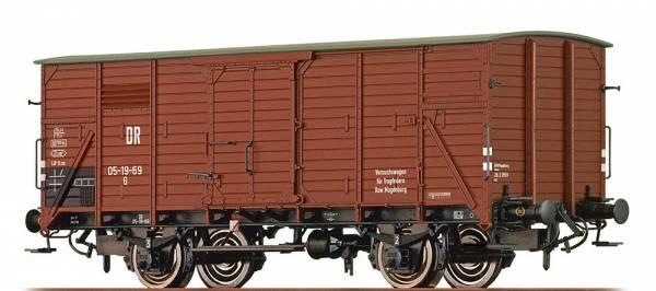 BRAWA 49712 - Gedeckter Güterwagen Bauart G der DR