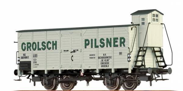 """BRAWA 67458 - Bierwagen """"Grolsch Pilsener"""" der NS"""
