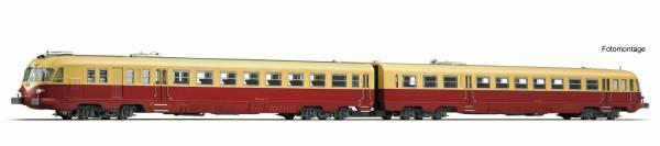 Roco 79177 - TEE-Dieseltriebwagen Serie ALn 442/448 der FS