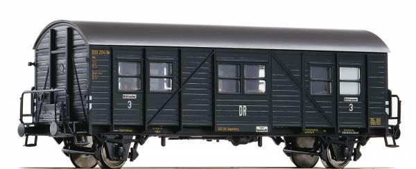 Roco 64605 - Behelfspersonenwagen 3. Klasse der DRG