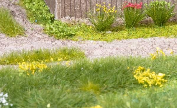 """NOCH - Grasbüschel Mini-Set """"blühend"""", gelb"""