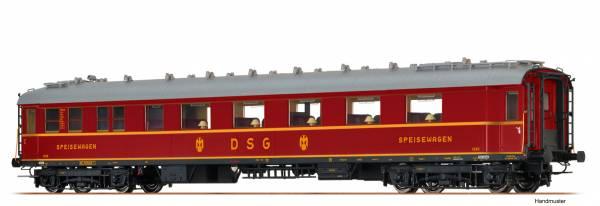 BRAWA 46414 - Speisewagen Bauart WR4ü-28/51der DSG
