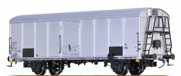 """BRAWA 48334 - Kühlwagen UIC Standard 1, Bauart Ibces """"Interfrigo"""" der FS"""