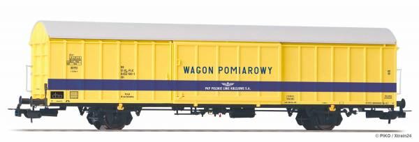 ᐅ PIKO 58782 - Messwagen als Gedeckter Güterwagen der PKP, Epoche VI