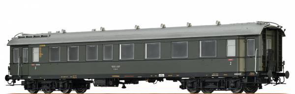 BRAWA 46180 - Personenwagen Bauart BC4i der DRG