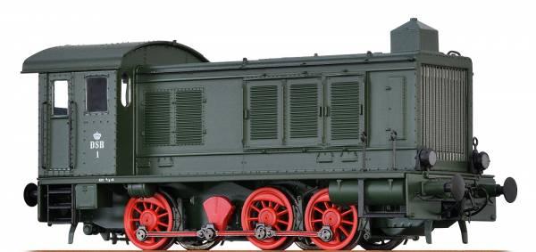 BRAWA 41621 - Diesellokomotive Baureihe V36 (T) der DSB
