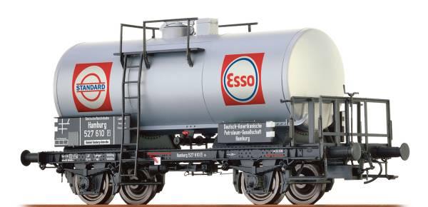 """BRAWA 67528 - Kesselwagen Bauart Z [P] """"ESSO"""" der DRG"""