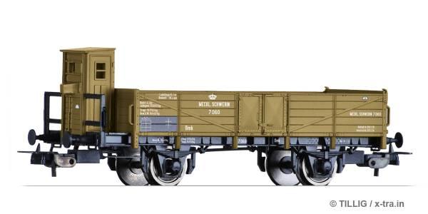 TILLIG 76750. Offener Güterwagen Omk der M.F.F.E.