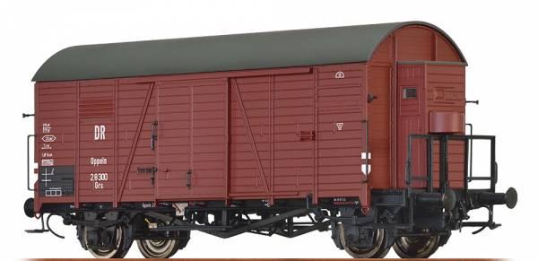 BRAWA 47948 - Gedeckter Güterwagen Bauart Grs der DRG