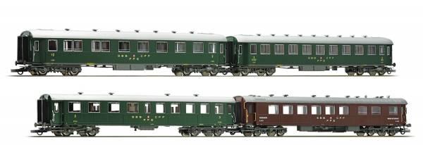 Roco 74126 - 4-teiliges Schnellzugset der SBB